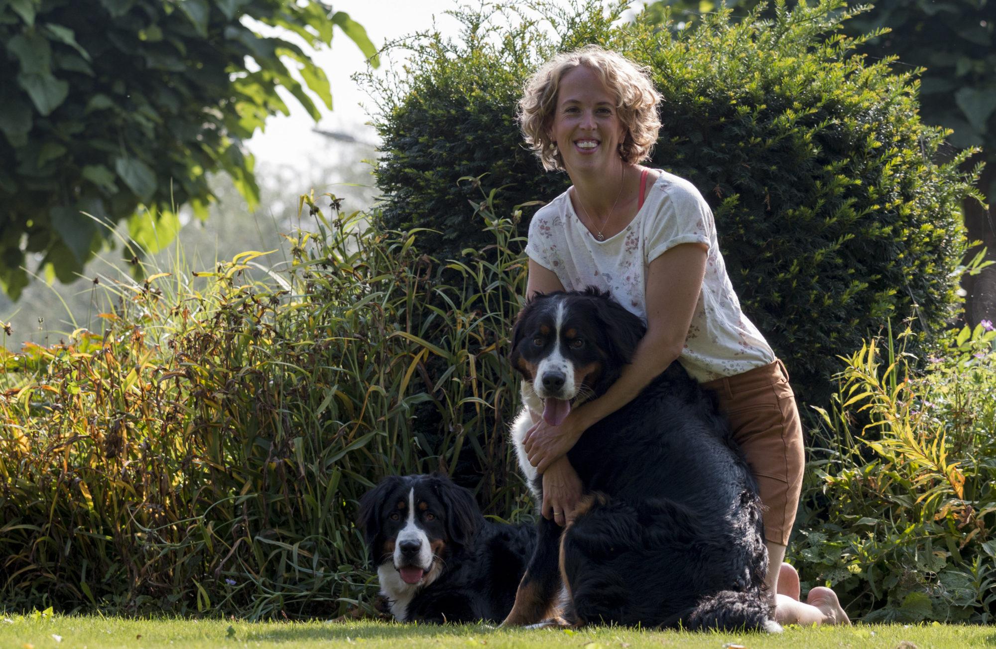 Daisy Berner-Sennen Pup Hoeve